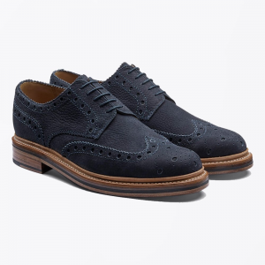 Archie suede brogue