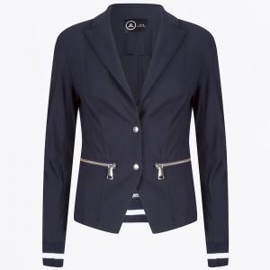 Jane Lushka stripe cuff jacket