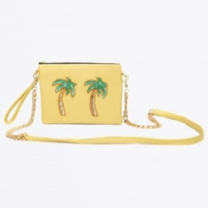 Palm tree tea and tequilla bag