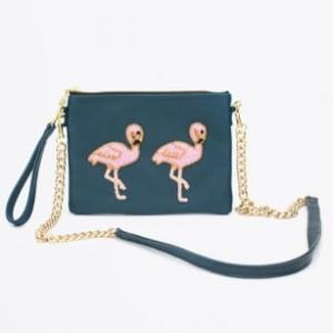 flamingo tea and tequilla bag