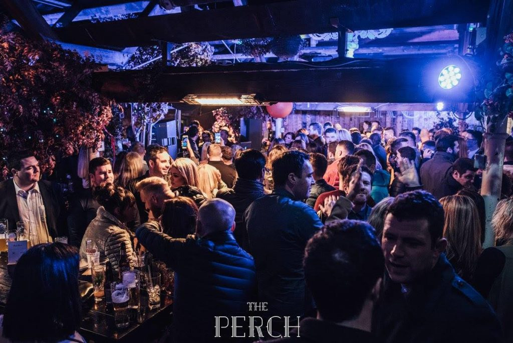 Perch Belfast party