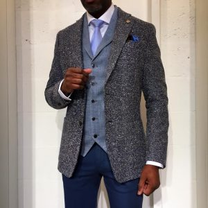 mens race day outfit