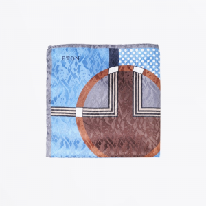 eton silk pocket square