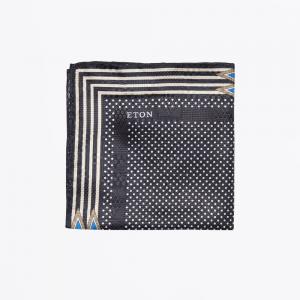 eton silk hankerchief