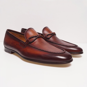 magnanni slip on loafer