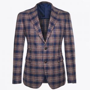 taliatore overcheck jacket