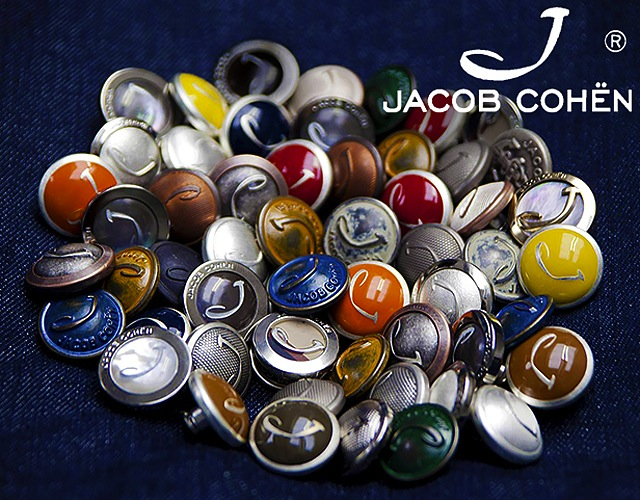 jacob cohen buttons