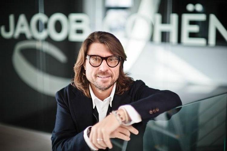 nicola bardelle jacob cohen creative director