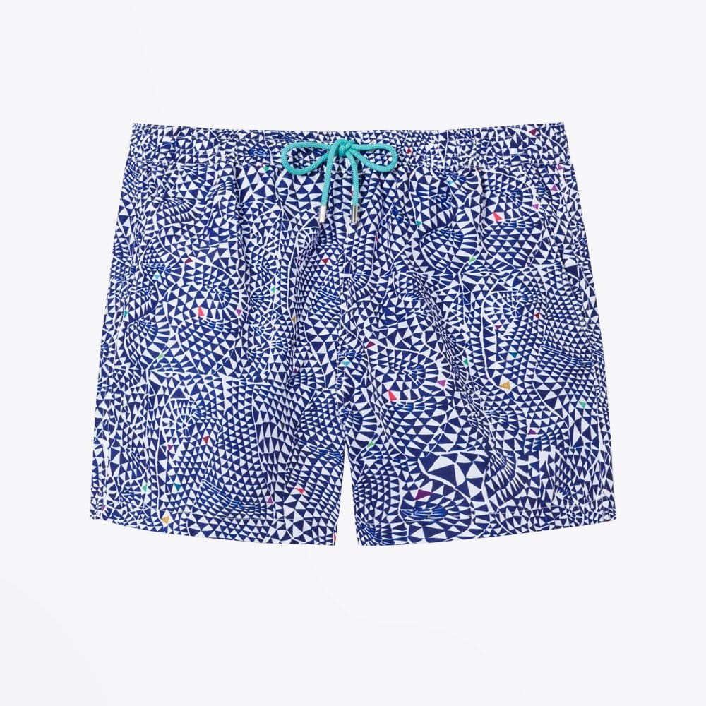 Display of PS paul smith diamond wave shorts