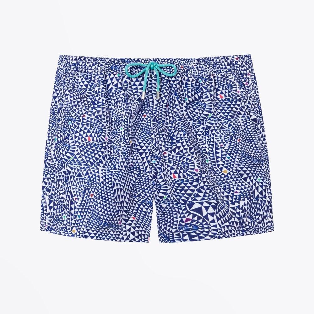 Display of PS paul smith diamond wave shorts
